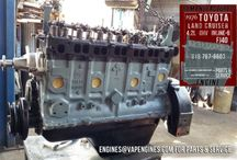 Engine Rebuilding / Rebuilt remanufactured engines and cylinder head machine shop and Auto parts store. Import and domestic. Gas and Diesel engine rebuild parts. Valley Auto Parts & Engines in Los Angeles. Full service machine shop.