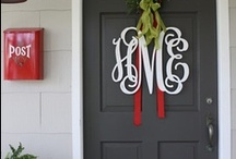 Outdoor Decor  / by Virginia Haney