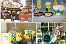 Baby Showers / by Lindsay Holloway