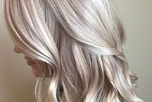 Hair styles, colors, and care / What do I even do with this tangled mess???  Quick hair styles for busy women and moms.  Hair color ideas.  Hairdos for dressier occasions.  Popular hair products and DIY products