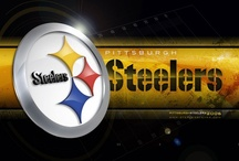 Here we go Steelers, here we go!  / by Brittany Wagoner