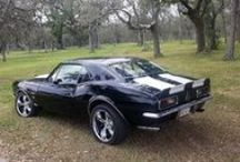 Cool Muscle Cars / Muscle cars old and new.  Love em'