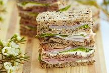 Sandwiches / by Bettye Forster
