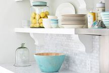 i ♥ kitchen decor / Kitchen design ideas. Dreams for my future kitchen and ideas to be inspired by. / by Jamielyn - I Heart Naptime