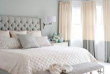 Bedroom Designs / Bedrooms, closets, and decor