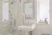 Bathrooms / Bathroom designs and storage ideas