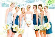 Bridesmaids / Bridal showers, dresses, and anything bridal.
