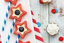 i ♥ 4th of July / 4th of July printables, activities, recipes and decor. / by Jamielyn - I Heart Naptime