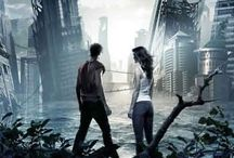 """Out of Time series / The characters and scenes (as I imagine them) in the incredible dystopian novel """"A Time to Die"""" by Nadine Brandes, to be released Sept, 2014 via Enclave Publishing."""