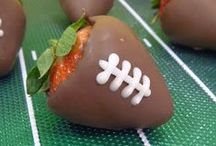 i ♥ game day / Recipes and party ideas for the big game day