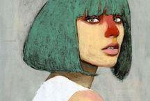 Artsy Portraits