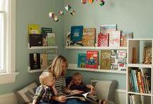 Nurseries and Kids Rooms - Play. Learn. Dream. / Nursery decor, kid room decor, playrooms