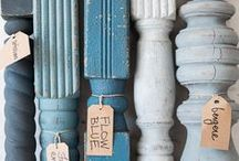 paint / all things paint, particularly painted furniture - chalk paint, milk paint, makeovers, etc