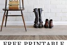 for the walls - farmhouse inspiration
