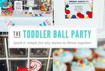 Kids' Birthdays / Birthday party ideas for the kiddos!  Birthday traditions, decor, food, invitations, and activities