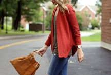 fall capsule wardrobe inspiration / fall capsule wardrobe clothing, inspiration, and top picks
