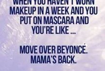 Beauty/Makeup / Quick makeup and beauty routines for busy women and moms.  Budget makeup and beauty products.  DIY products