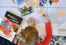 Homeschool / Homeschool ideas | Homeschool rooms | Charlotte Mason | Learning through play | Homeschool activities | Homeschool books | Homeschool freebies