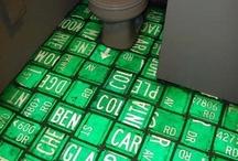 DIY Rugs & Floor Treatments / by Michele Weiland