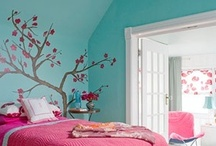 Girls bedroom ideas / by Christine Cookson