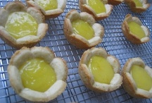 Lemon & Lime / Treats that are tangy and tart. / by Rebekka Lessing
