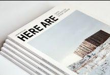 Graphic | Diseño gráfico / Editorial, layouts, branding, logo