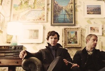 Left My Heart In Downton & 221B Baker St. / Because my heart really belongs at Highclere and 221b Baker Street. Because watching these shows truly feels like coming back home...