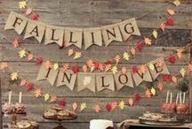 Fall Bridal Shower!!! / by Amber Miller