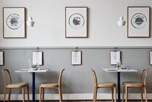 - Retail design - / Hotels, restaurants, coffee shops, boutiques.