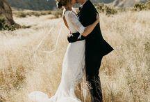 Ideas para una boda effortless chic / The dream effortless-chic wedding
