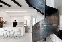 Interior architecture | Arquitectura de interiores / Spaces, details