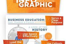 Infographics / by Jenna Muhs
