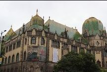 Museum of Applied Arts Budapest / Museum of Applied Arts Budapest Hungary http://www.imm.hu/en/contents/29,The+Museum / by Jorge Gonzalez