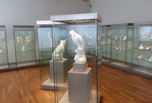 MAKK Koln / Pottery and porcelain at the Museum für Angewandte Kunst Köln, a decorative arts museum in Cologne, Germany / by Jorge Gonzalez