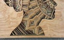 Laser Cutter Wood Inspirations