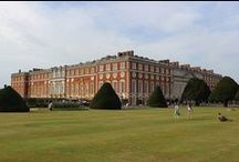 Hampton Court Palace / pottery and porcelain at Hampton Court Palace UK / by Jorge Gonzalez