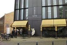 KPM Berlin / Porcelain and exhibitions at the Königliche Porzellan-Manufaktur Berlin: KPM Germany / by Jorge Gonzalez