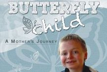 Butterfly Child: A Mother's Journey / Like any mother, Silvia never imagined she would have to to bury her first son, Alex, who was stillborn at full term. After a miscarriage she had Nicky, who was diagnosed at birth with the Recessive Dystrophic form of Epidermolysis Bullosa, an incurable, rare and always-fatal skin disorder. EB is considered an Ultra-Orphan Disease, and at the time of Nicky's birth there was no research for a cure.  https://www.facebook.com/butterflychildbook