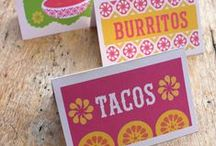 Mexican party / Mexican party ideas