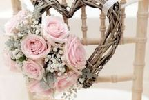 Bouquets & Fleurs / Fleurs et décos romantiques