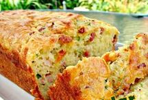 Breads / Recipes for Breads, apps with breads and sweet breads.