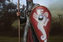 Normands / période médievale