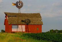 Photography:  Barns