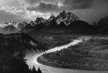 Photography:  Ansel Adams