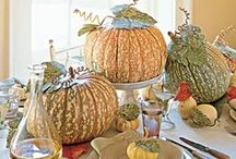 Fall & Thanksgiving / Fall foods, Fall decor and #Thanksgiving favorites #fallrecipes #fallfood #thanksgivingrecipes #thanksgivingsidedishes #fallsoups #fallcomfortfood