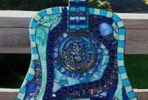 Design:  Stain Glass