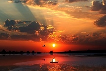 Photography:  Sunsets