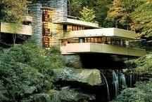 Design:  Frank Lloyd Wright