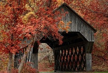 Photography:  Covered Bridges