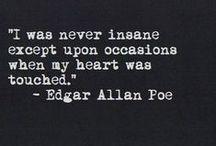 Words Of Wisdom / by Elena Volta